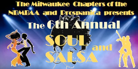 The 6th Annual Soul and Salsa tickets