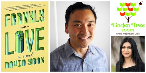 David Yoon In Conversation with Sabaa Tahir at Linden Tree Books