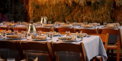 September Wine/Craft Beer Dinner @ Live Well Farm