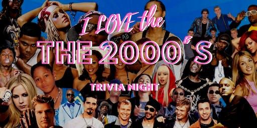 I Love the 2000's Trivia Night at The Wurst Biergarten