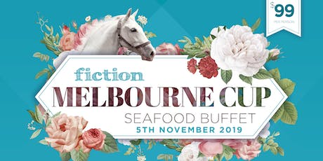 Melbourne Cup at Fiction Bar! tickets