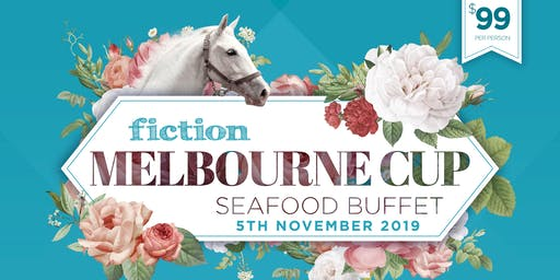 Melbourne Cup at Fiction Bar!