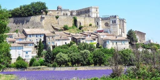 Provence Detours Intro and Wine Tasting September 15