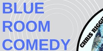BLUE ROOM COMEDY SHOW