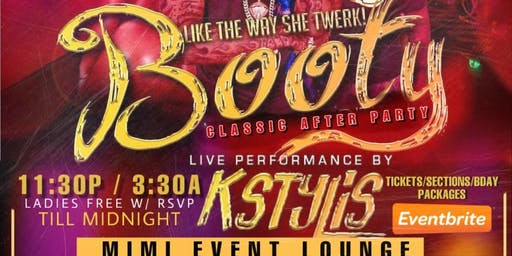 "Kstylis Presents "" Booty Me Down Twerk Tour "" Circ"