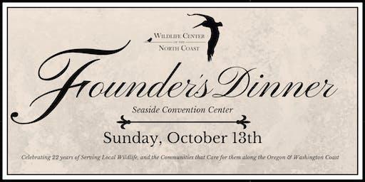 3rd Annual Founder's Dinner
