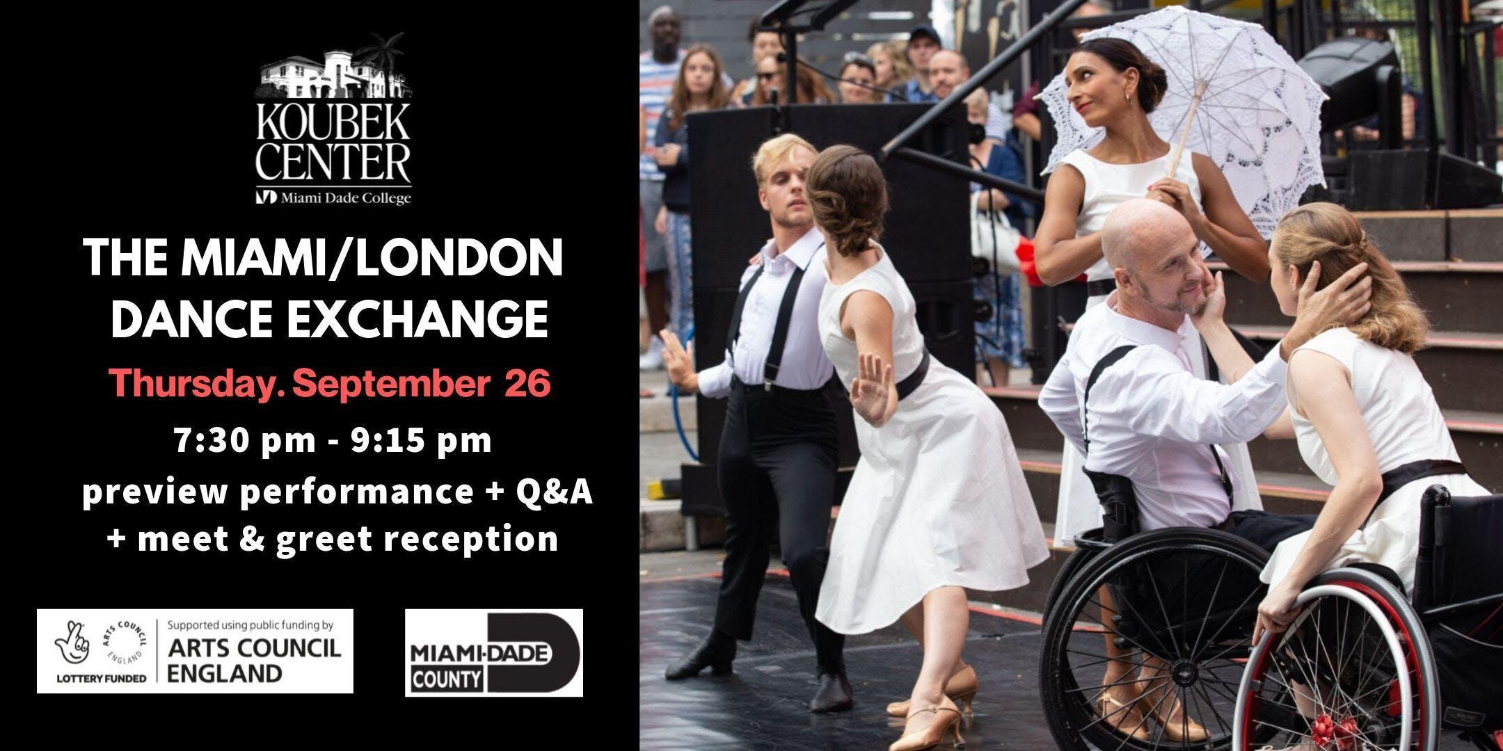 The Miami/London Dance Exchange