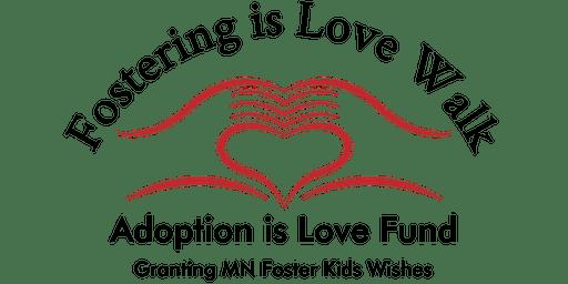 2nd Fostering is Love Walk