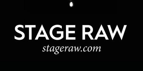 2019 Stage Raw Theater Awards tickets
