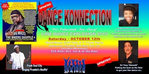 Dance Konnection Line Dance Explosion 2019