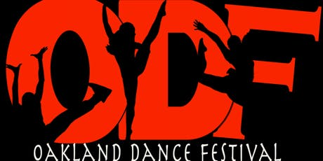 14th Annual Oakland Dance Festival tickets