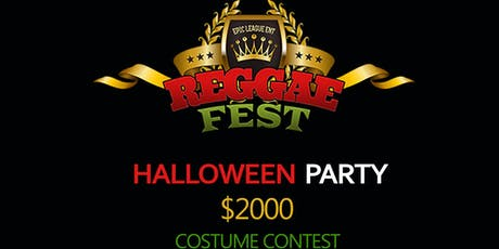 Reggae Fest Halloween Party Times Square $2000 Costume Contest  tickets