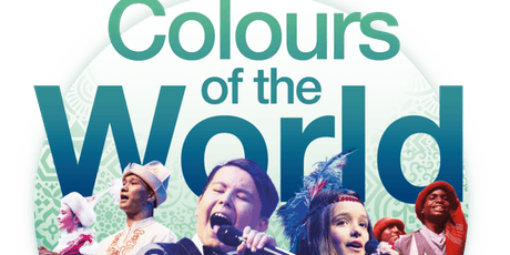 Colours of the World - International Festival of Language and Culture tickets