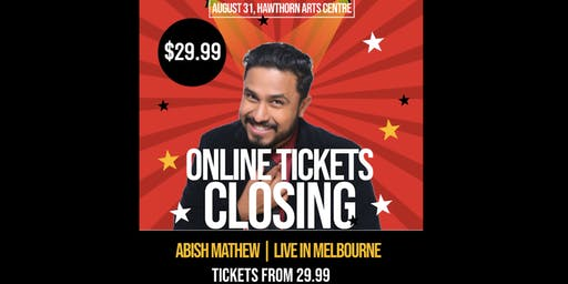 Abish Mathew in Melbourne