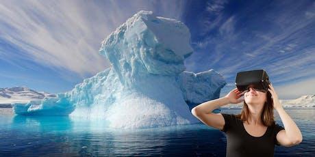 Antarctica VR Tickets tickets