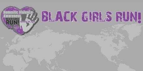 Black Girls RUN! Domestic Violence Awareness Month Virtual tickets