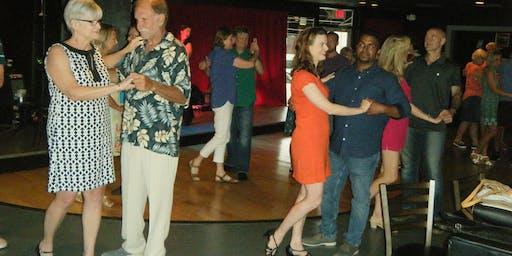 Beginner West Coast Swing Dance Class--6 Wk. Session