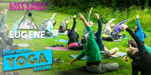 Wed Yoga on the Willamette with Boss Babes EUG