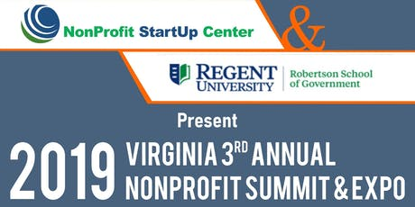 3rd. Annual Virginia Nonprofit Summit & Expo tickets