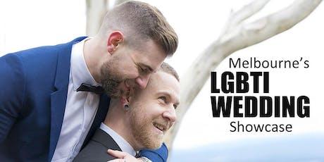 Melbourne's LGBTI Wedding Showcase tickets