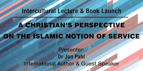 Intercultural Lecture & Book Launch tickets