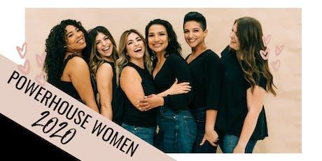 Powerhouse Women 2020 tickets