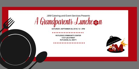 A Grandparents Luncheon tickets