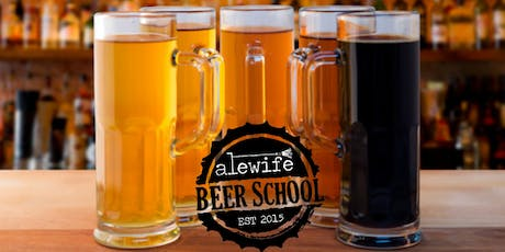 Beer School: Lagers & Wheat Ales tickets