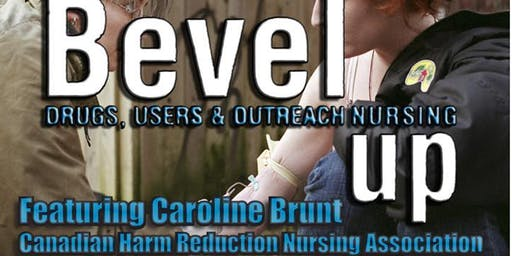 Bevel Up, featuring Caroline Brunt @Milliken Auditorium
