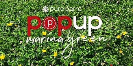 Pure Barre Pop-Up - Marina Green SF tickets