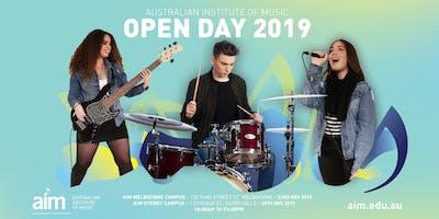 AIM Open Day 2019 | Melbourne