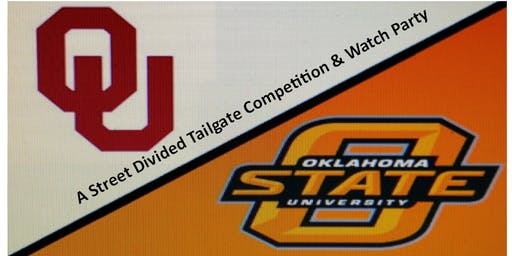 A Street Divided Tailgate Competition and Away Game Watch Party