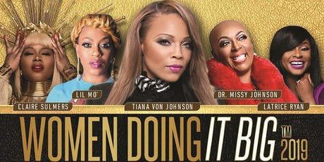 7th Annual Women Doing It Big Conference & Luncheon-- Mahwah, NJ tickets