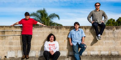 Pist Idiots - Ticker EP Tour   Torquay Hotel 18+