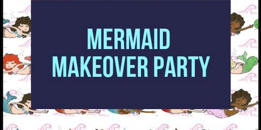 Mermaid Makeover Party
