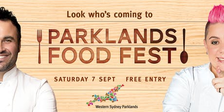 Parklands Food Fest 2019 tickets