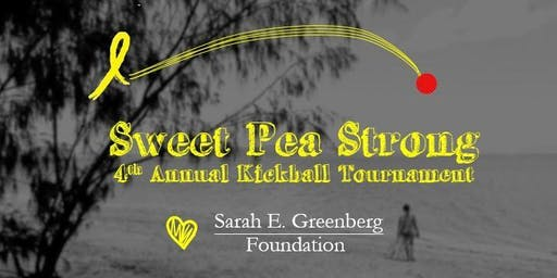 Sweet Pea Strong Kickball Tournament - Sarah E. Greenberg Foundation