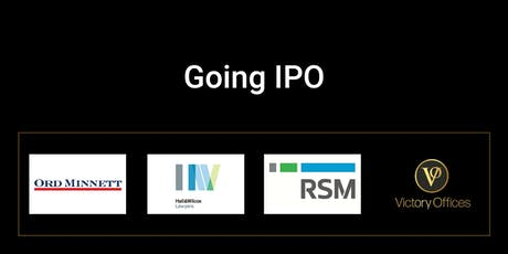 Going IPO | Discuss The Benefits, Challenges, And Potential Pitfalls tickets