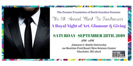 5th Annual Premier Foundation Black Tie Fundraiser tickets