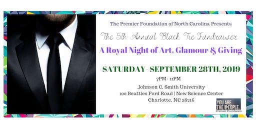 5th Annual Premier Foundation Black Tie Fundraiser