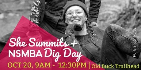 NSMBA + She Summits dig day tickets