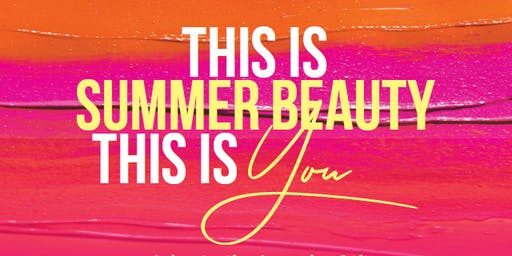 North Bundaberg Free Beauty Event | This Is Summer Beauty This Is You