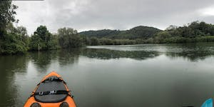 Rous River Canoe Trail launch - free guided tour