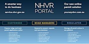 Online NHVR Portal Access Permits Customer Essentials...