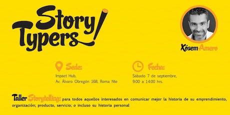 Taller de StoryTelling tickets