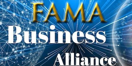 FAMA Business Alliance-Thursday, September 5th tickets