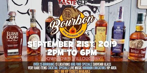 DTW Bourbon Trail 2019