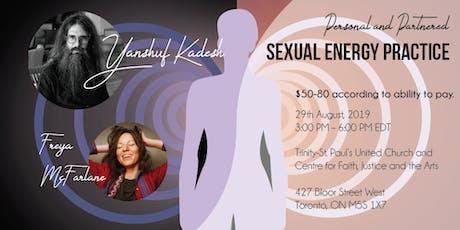 Sexual Energy Practice tickets