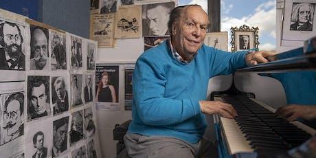 Larry Sitsky's 85th Birthday Celebration tickets