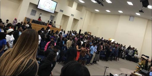 Greater Second Mt. Olive College Day